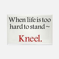 kneel 2 copy Magnets