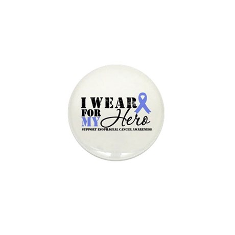 Esophageal Cancer Hero Mini Button