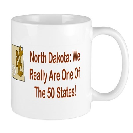 We are part of the U.S. Mug