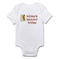 We are part of the U.S. Infant Bodysuit
