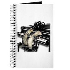 Ferrets Playing Piano Journal