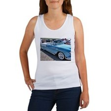 Classic American Car Women's Tank Top
