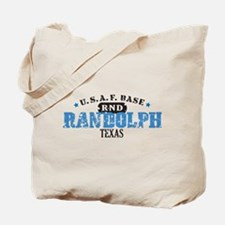 Randolph Air Force Base Tote Bag