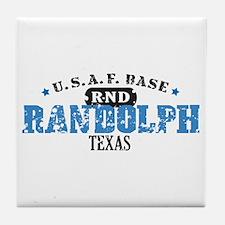 Randolph Air Force Base Tile Coaster