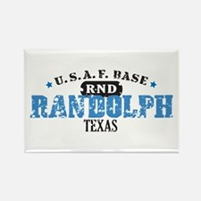 Randolph Air Force Base Rectangle Magnet