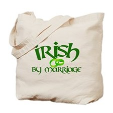 Irish by Marriage - Tote Bag