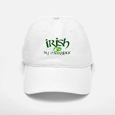 Irish by Marriage - Baseball Baseball Cap