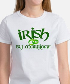 Irish by Marriage - Tee