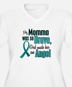 Angel 1 TEAL (Momma) T-Shirt
