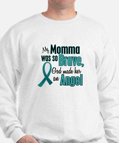 Angel 1 TEAL (Momma) Sweatshirt