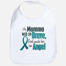 Angel 1 TEAL (Momma) Bib