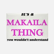It's a Makaila thing, you wouldn't Magnets