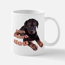 beauceron puppy Mug