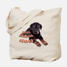 beauceron puppy Tote Bag