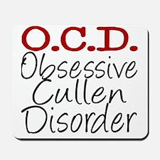 OCD Mousepad