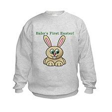 Baby's First Easter Sweatshirt