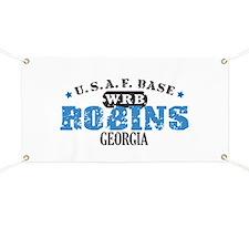 Robins Air Force Base Banner