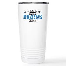 Robins Air Force Base Travel Mug