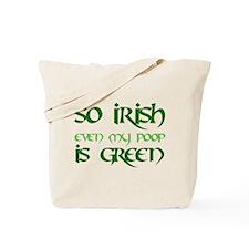 Green Poop - Tote Bag