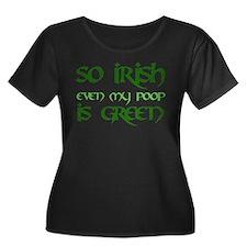 Green Poop - T