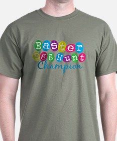 Easter Egg Hunt Champ T-Shirt