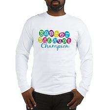 Easter Egg Hunt Champ Long Sleeve T-Shirt