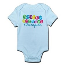 Easter Egg Hunt Champ Infant Bodysuit