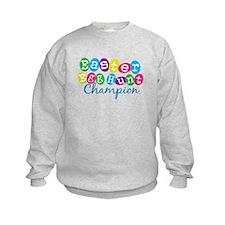 Easter Egg Hunt Champ Sweatshirt
