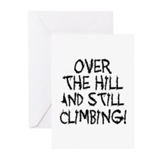 Still Climbing Greeting Cards (Pk of 10)