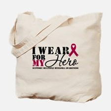 Multiple Myeloma Hero Tote Bag