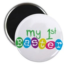 """My 1st Easter 2.25"""" Magnet (10 pack)"""