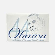44th President Rectangle Magnet