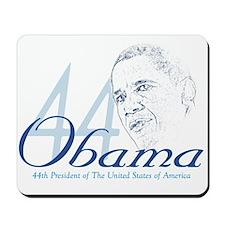 44th President Mousepad