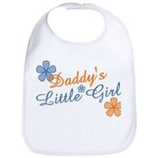 Daddy's Little Girl Bib