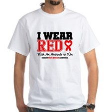 I Wear Red to Win Shirt