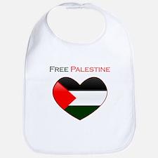 Free Palestine Bib