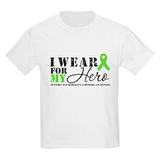 Non-Hodgkin's Lymphoma Hero T-Shirt