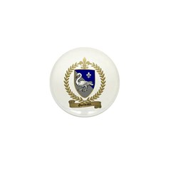 GUILBEAUX Family Crest Mini Button (100 pack)