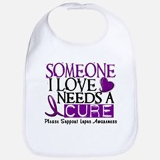 Needs A Cure LUPUS Bib