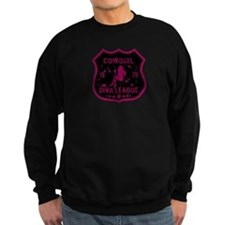 Cowgirl Diva League Sweatshirt