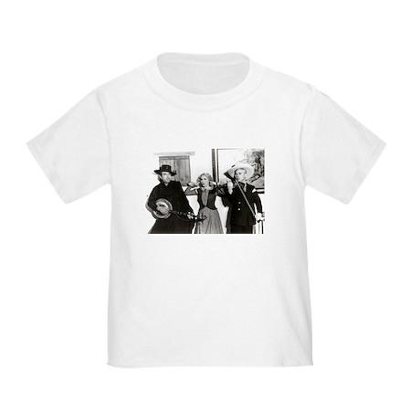 Fairbanks, Pickford,Chaplin Toddler Tee