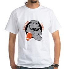 Bulldog Orange Black Shirt