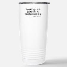 Laugh at the Odds Travel Mug