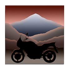 Desert Mountain V-Strom Tile Coaster