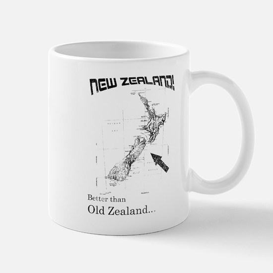 NZ, Better than Old Zealand Mug