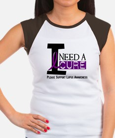 I Need A Cure LUPUS Women's Cap Sleeve T-Shirt