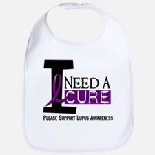 I Need A Cure LUPUS Bib