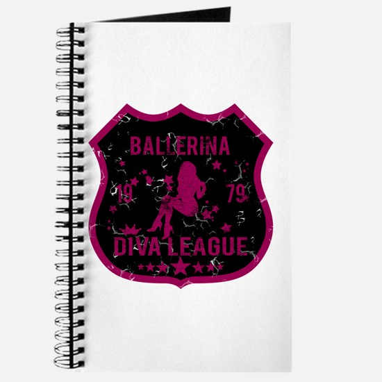 Ballerina Diva League Journal