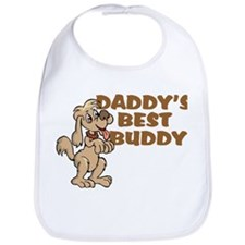 Daddy's Best Buddy Bib