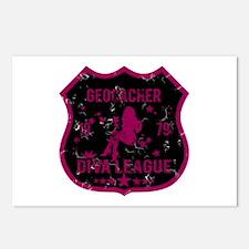 Geocacher Diva League Postcards (Package of 8)